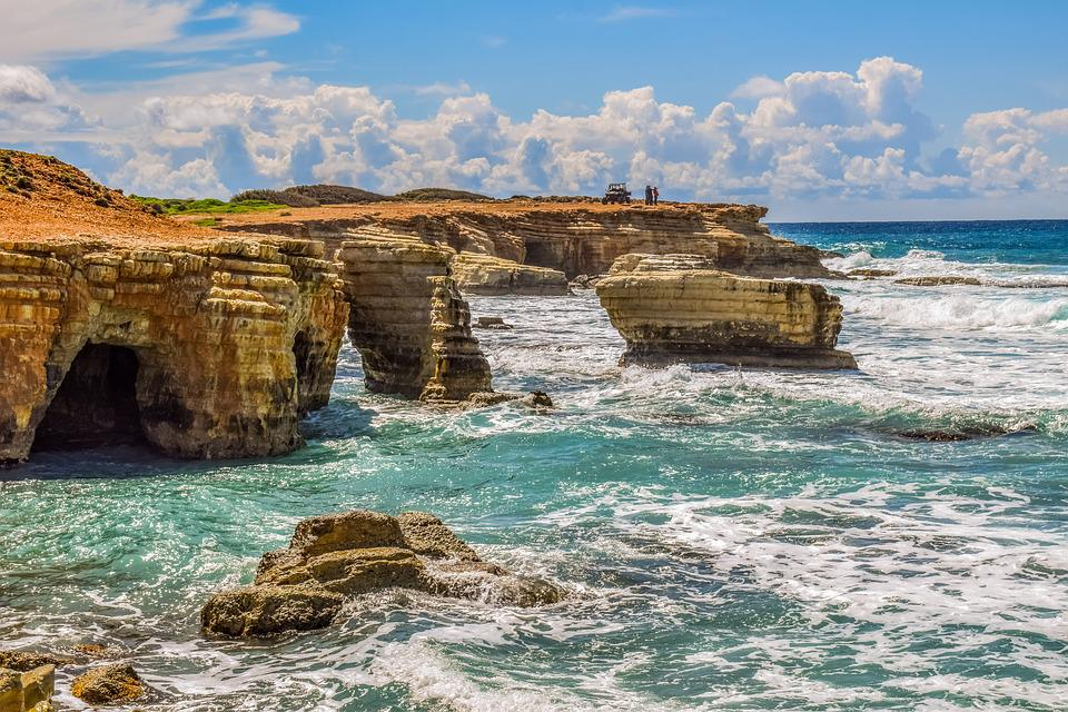Rocky Coast, Rock, Formation, Nature, Landscape, Cliff