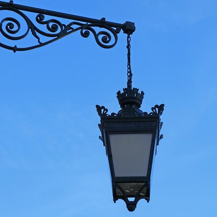 Public Lighting, Gallows, Lantern, Former