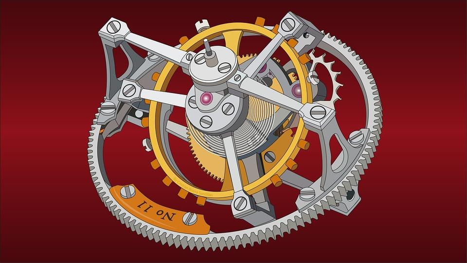 Greubel, Forsey, Tourbillon, Greubel Forsey, Clock
