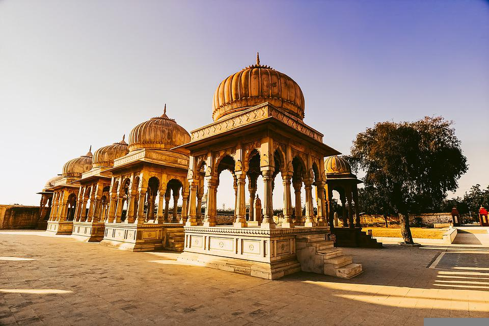 Indian Beauty, Fort Design, Incredible India