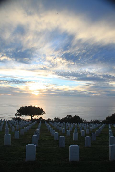 Point Loma, Fort Rosecrans National Cemetery, Monument