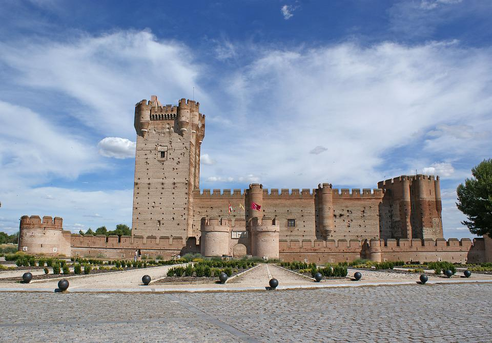 Castle, Architecture, Travel, Fortress, Fortification