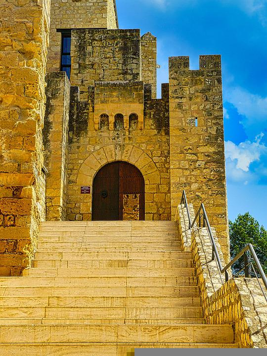 Fortress, Chateau, Medieval, Fortification, Tourism