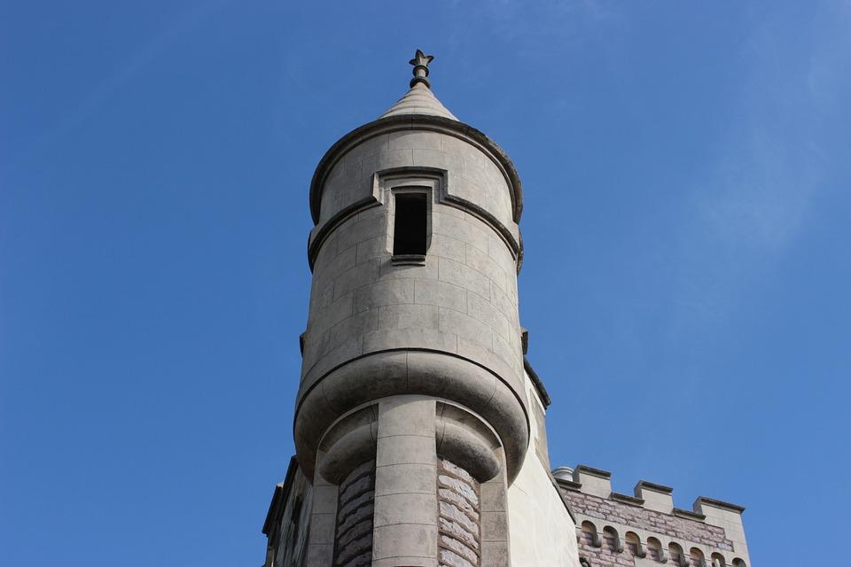 Tower, Atalaya, Fortress, Battlements