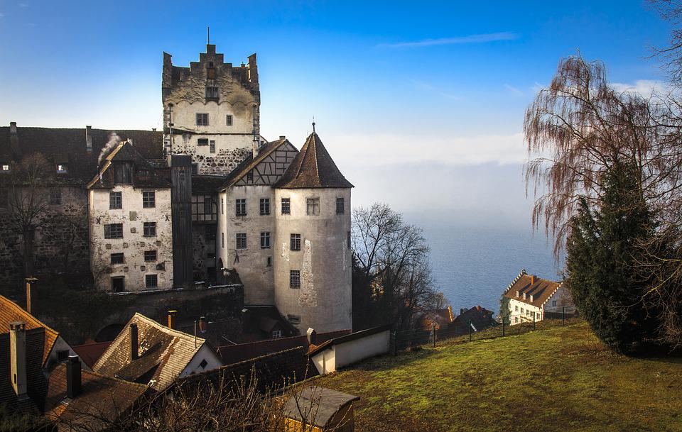 Meersburg, Castle, Historically, Fortress