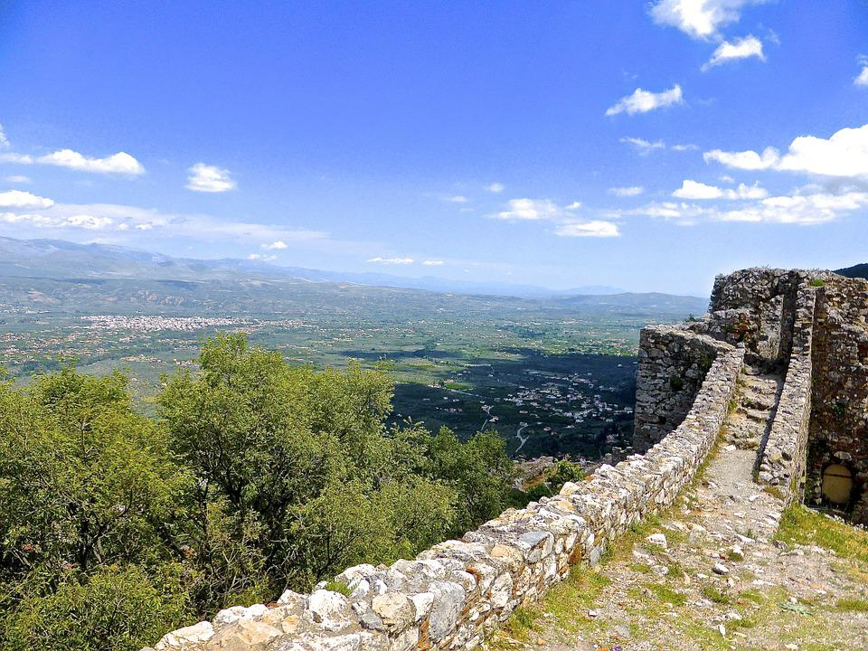 Wall, Fortification, Fortress, Ancient, Medieval