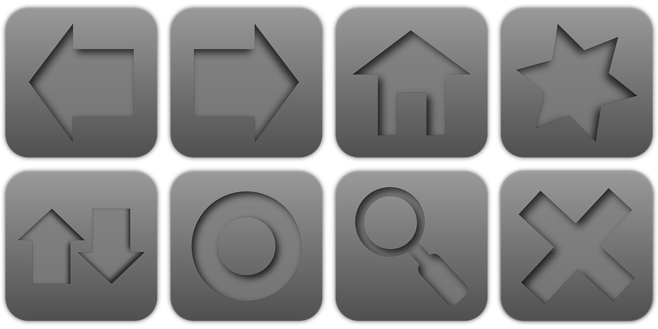 Icons, Browser, Computer, Forward, Refresh, Search