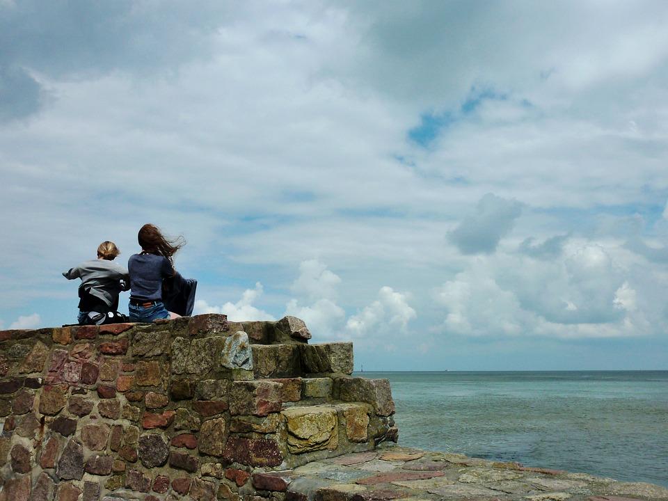 Forward, Wind, Lake, Baltic Sea, Lake Constance