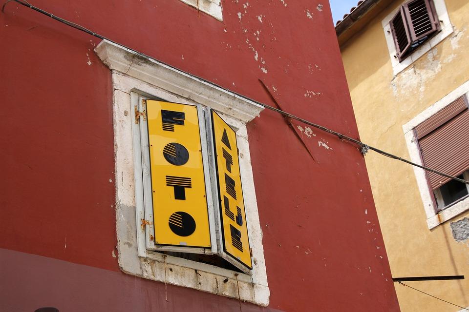 Fotoatelier, Photo, Window, Shutters