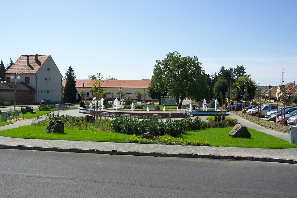 Buk, Main Market Square, Fountain, Park, Square, City