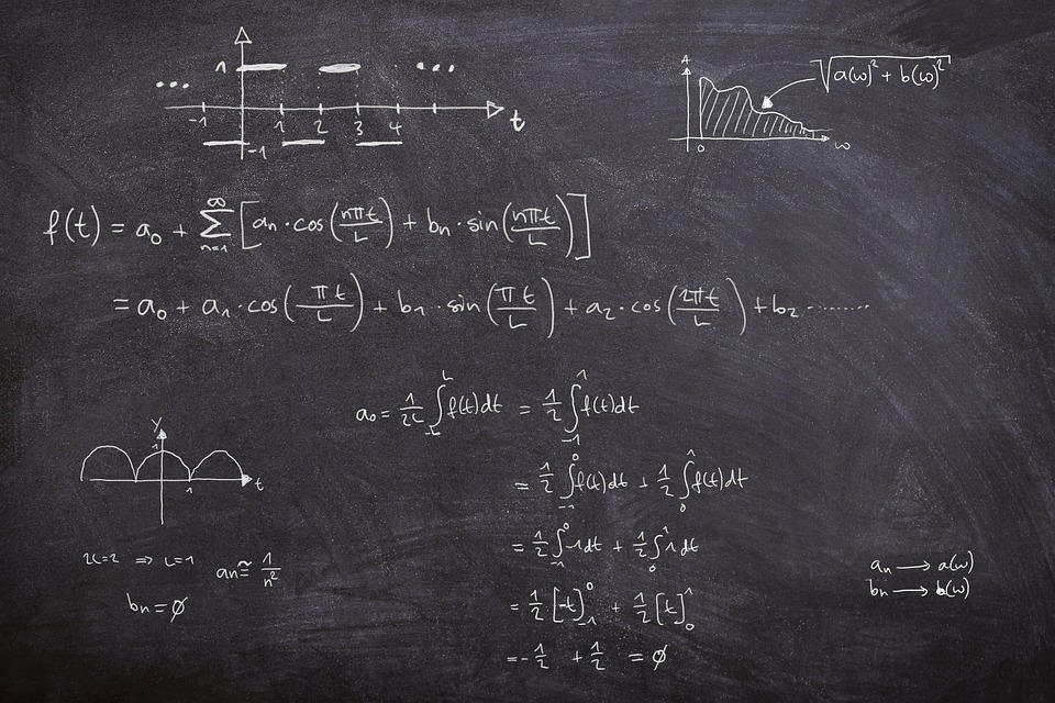 Board, Mathematics, Math, Fourier, Fourier Series
