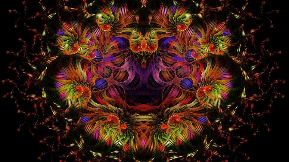 Fractal, Fractal Art, Digital Art, Fantasy