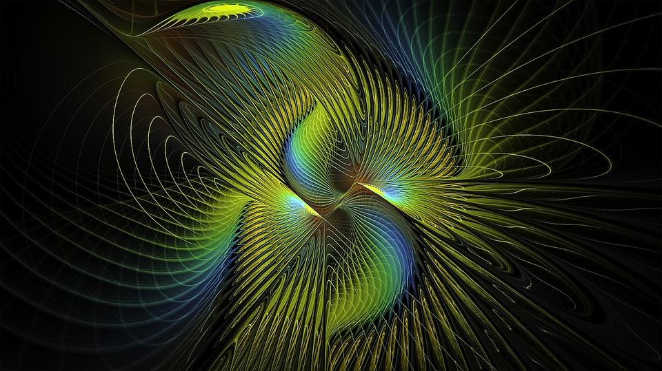 Fractal, Abstract, Design, Fractal Art, Pattern