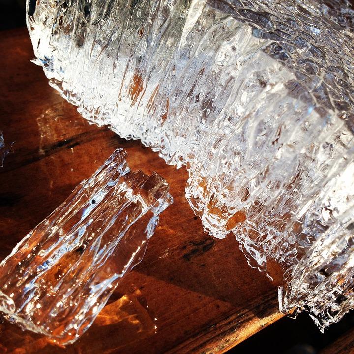Ice, Pillijää, Spring, Fragile, Lake Ice