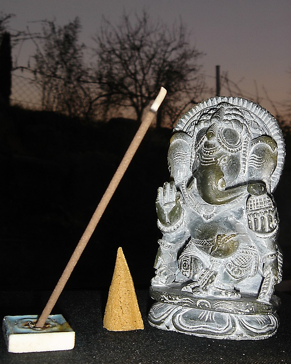 Incense, Fragrance, Buddhism, Ceremony, Confucianism
