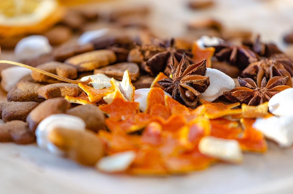 Star Anise, Anise, Spice, Spices, Fragrance