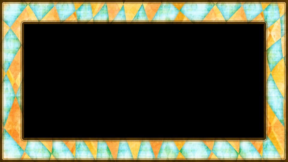 Frame, Border, Picture Frame, Outline, Transparent