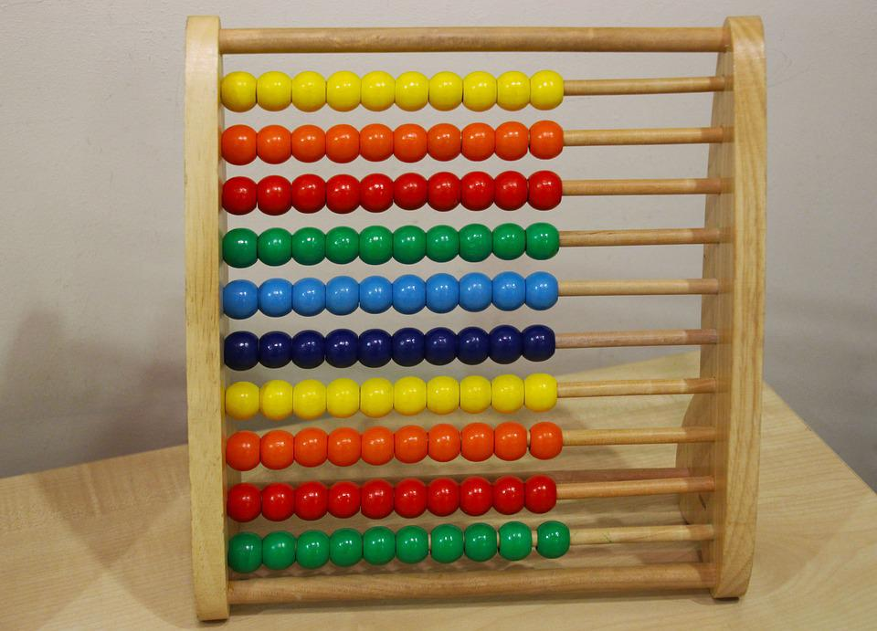 free photo frame counting frame math abacus tool education max pixel