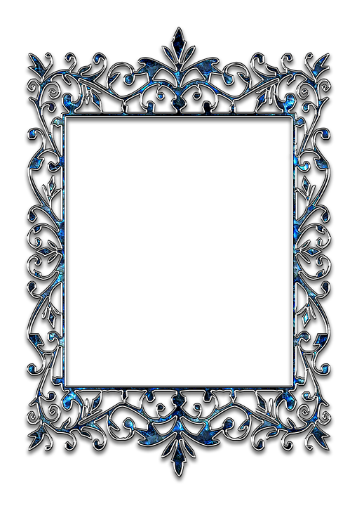 Frame, Photo Frame, Template, Photoshop
