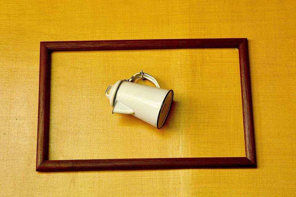Tea, Box, Framework