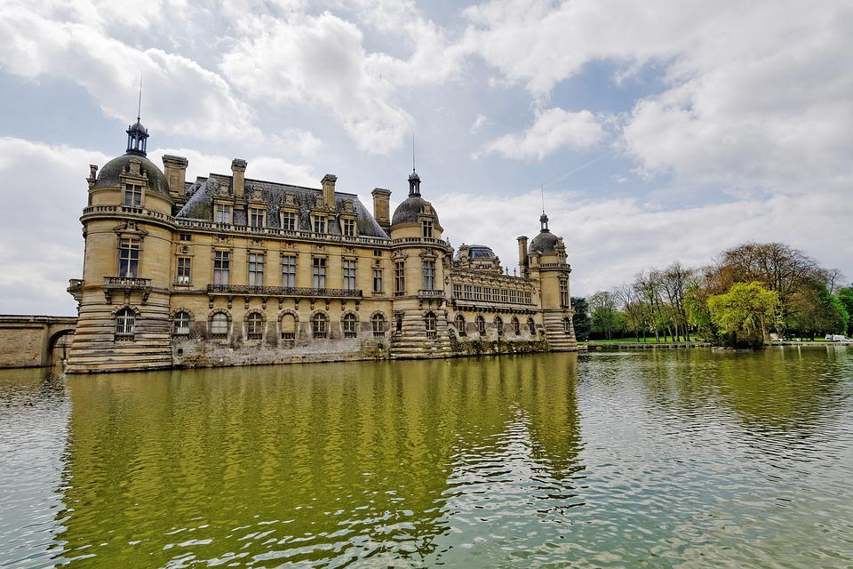 Free photo france chantilly picardy chateau castle max pixel for Chantilly photo