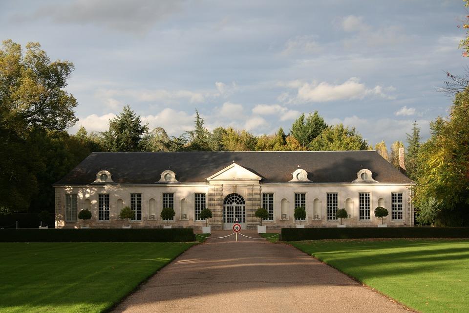 France, Loire Valley, Châteaux De La Loire