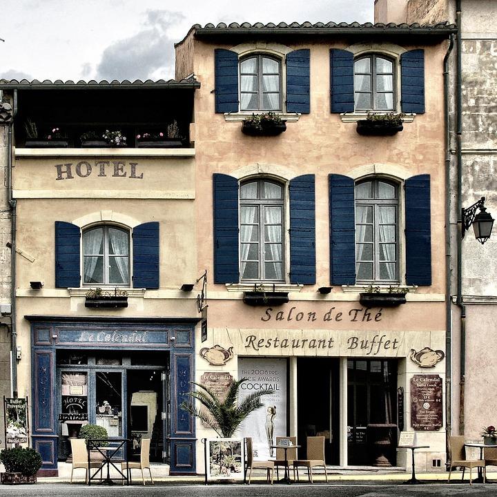 Building, Home, Provence, France, Europe, Côte D ' Azur