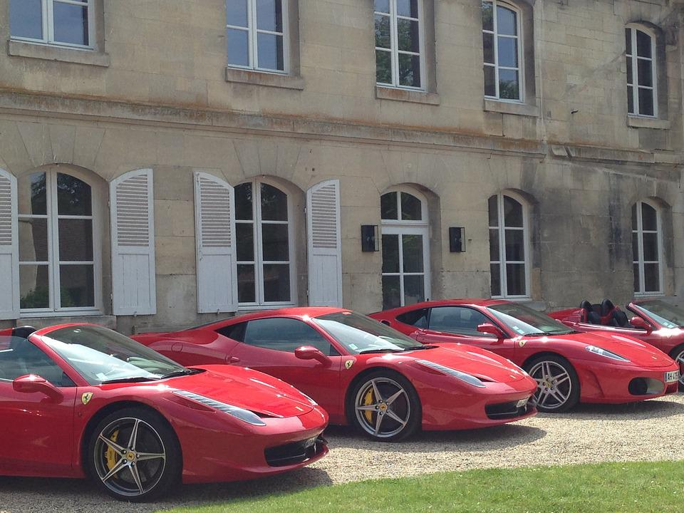 Cars, Rally, France, Sport, Automobile