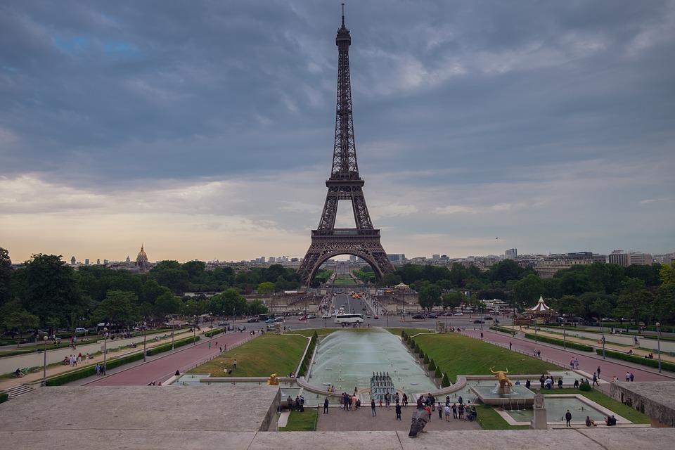 Paris, Tour Eiffel, France, Attraction, Torre, Tourism
