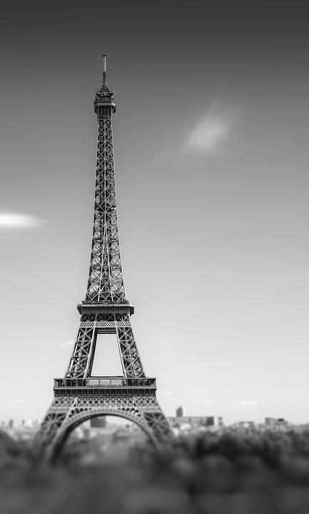 Eiffel Tower, Paris, Tower, France, Architecture, Steel