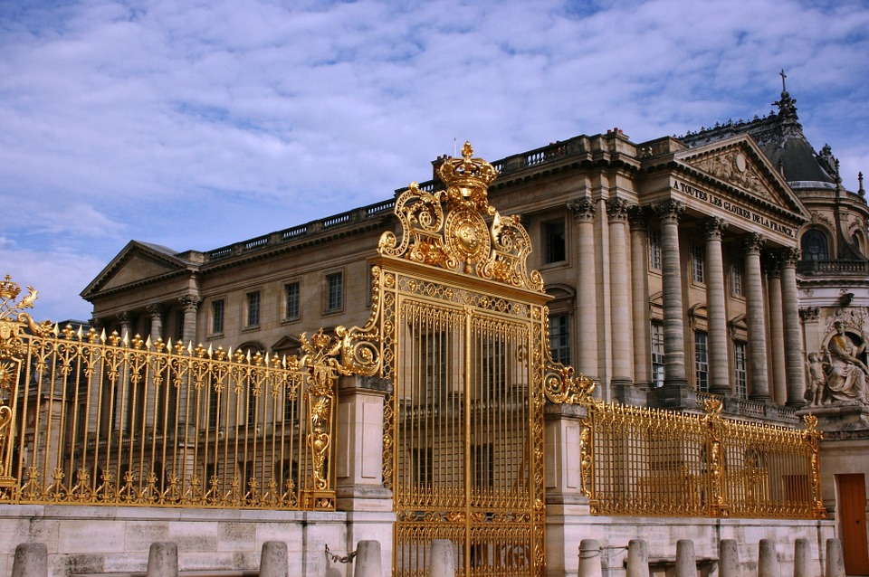 Palace Of Versailles, Versailles, Palace, France