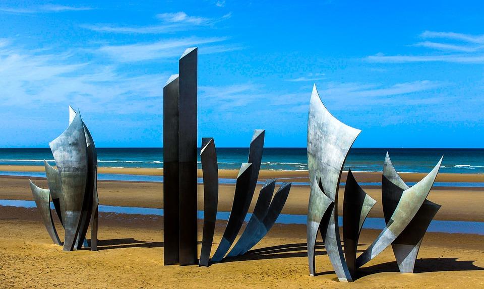 D-day, World War Ii, Normandy, France, Omaha Beach