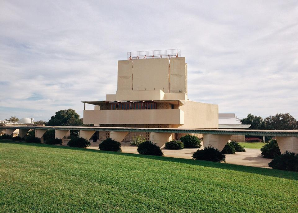 Building, Design, Frank Lloyd Wright, Architecture