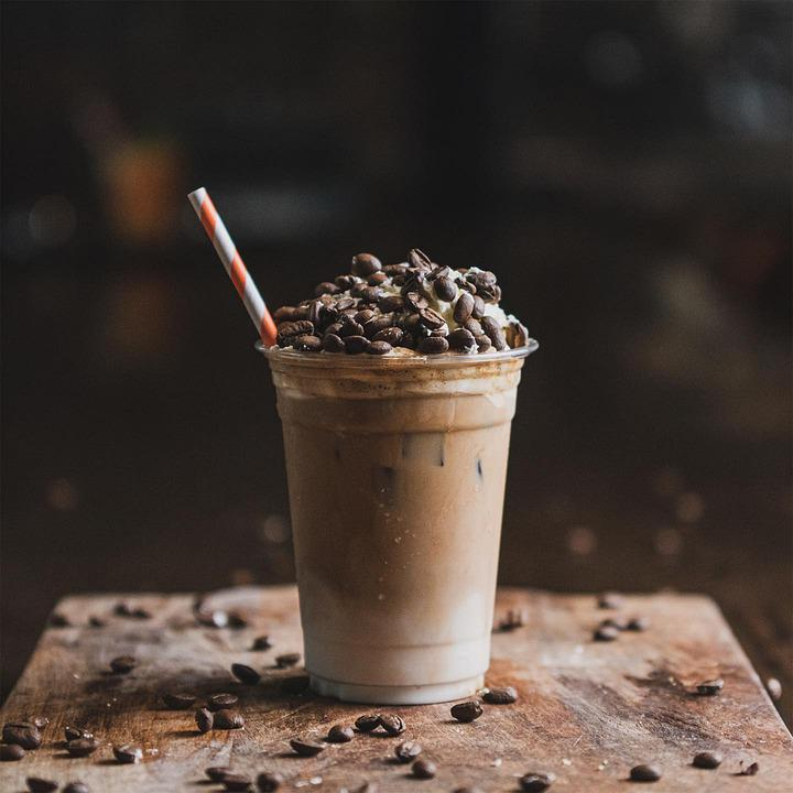 Coffee, Drink, Iced, Iced Coffee, Frappe, Frappuccino