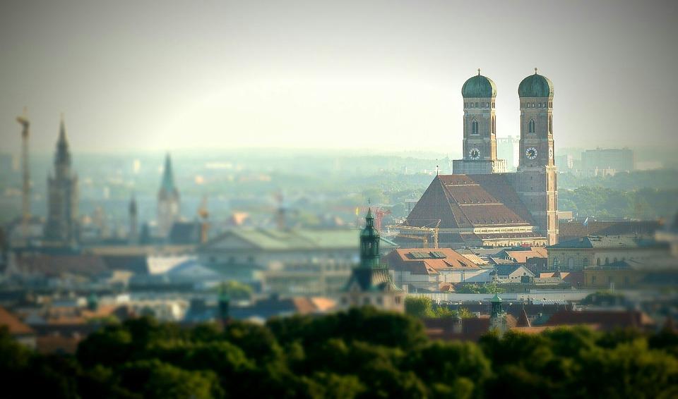 Munich, Frauenkirche, Bavaria, State Capital, City