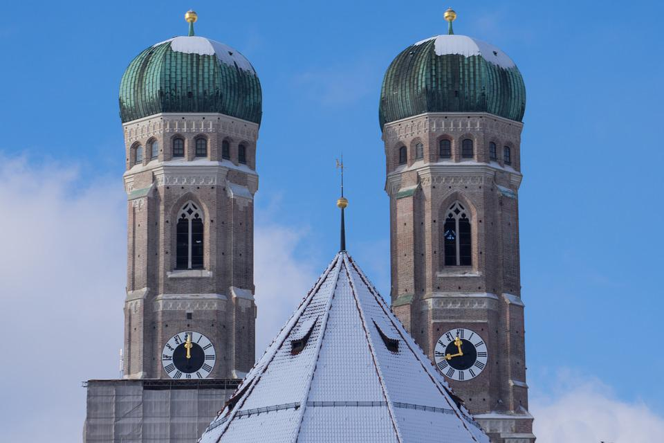 Frauenkirche, Munich, Bavaria, State Capital, City