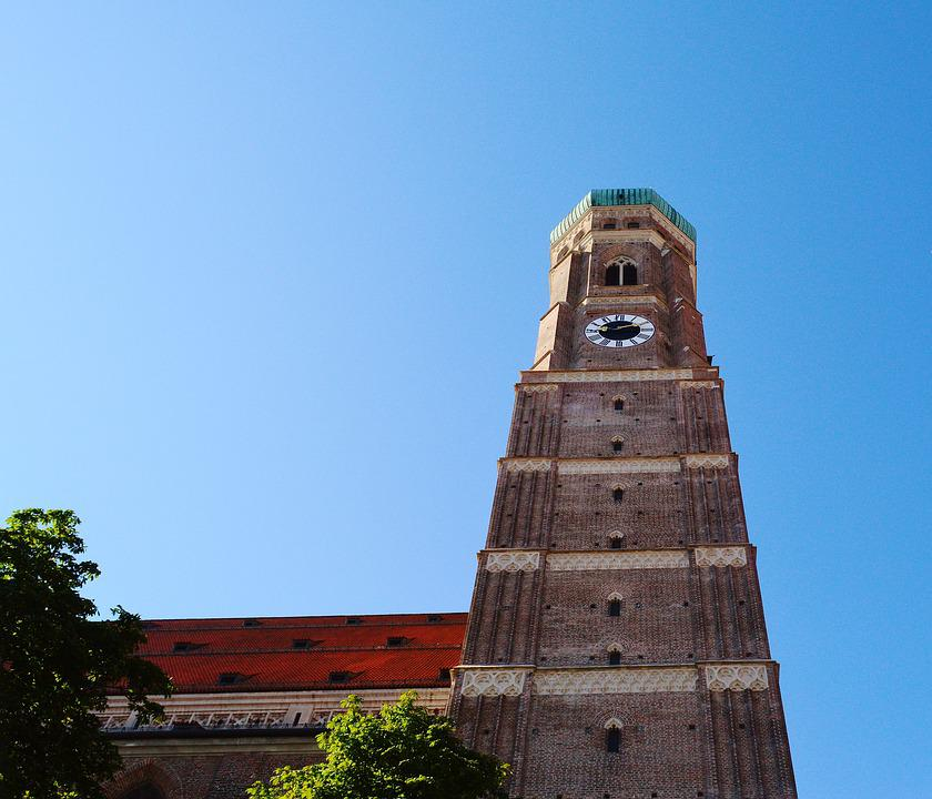 Frauenkirche, Bavaria, State Capital, Munich, Tower