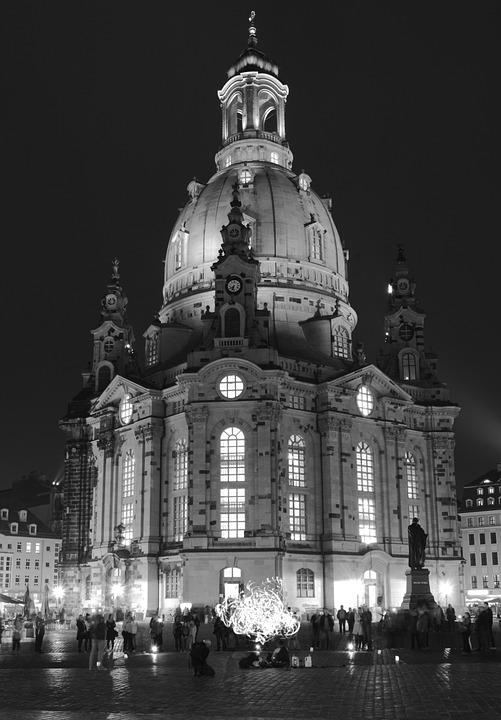 Frauenkirche, Dresden, Church, Cathedral, Germany