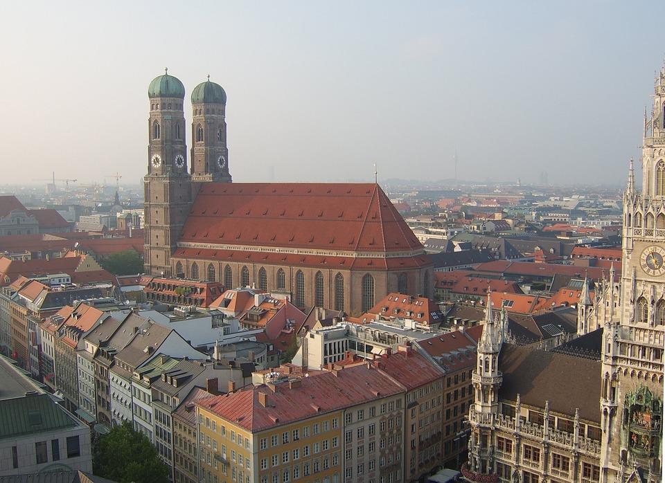 Munich, Frauenkirche, Dom