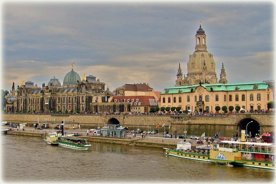 Dresden, Frauenkirche, Frauenkirche Dresden