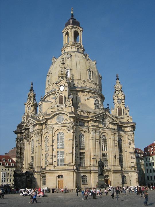 Dresden, Frauenkirche, Photography