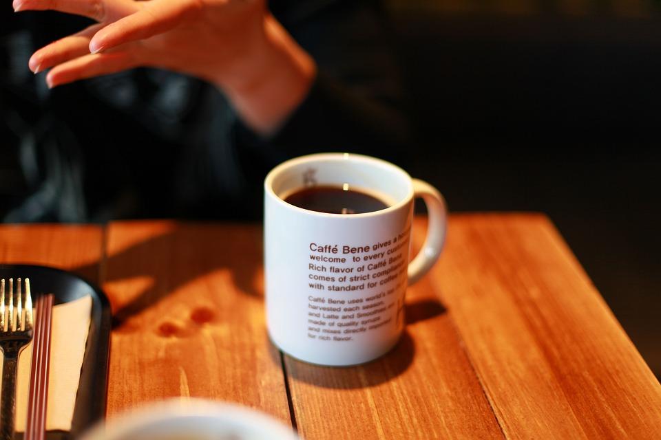 Coffee, Coffee Mug, Free, Table, Cup, Solitude, Black