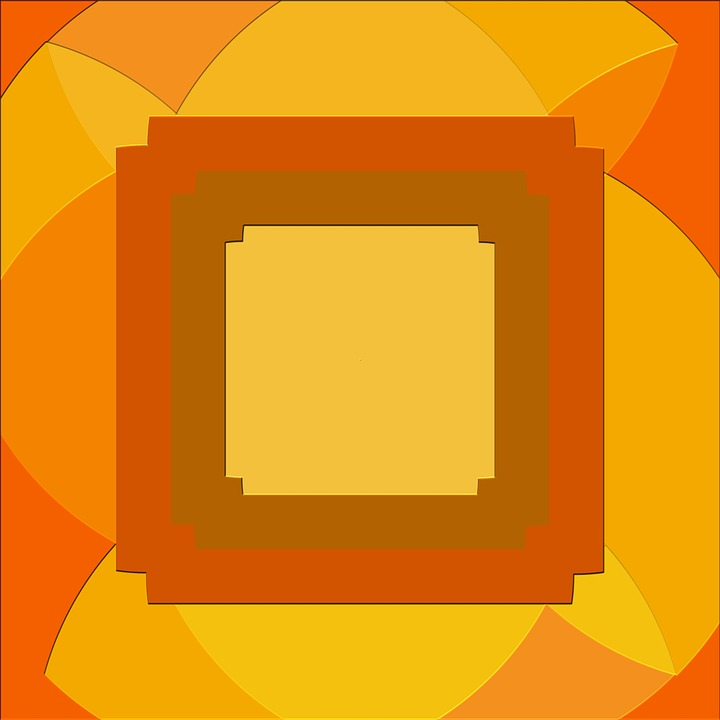 Free photo Free Images Square Frame Shapes Tiled Tones Tile - Max Pixel