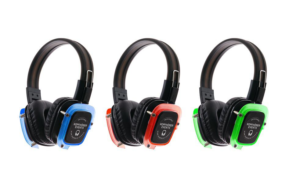 Silent Disco, Silent Party, Headphone Party, Free Use