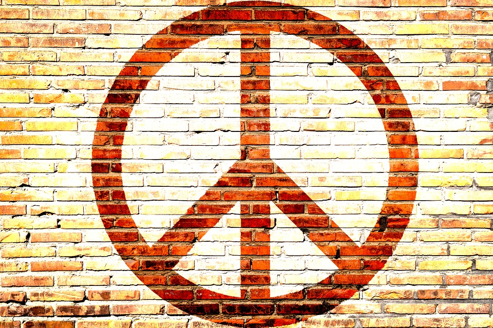 Free Photo Freedom Symbol Love Peace Max Pixel