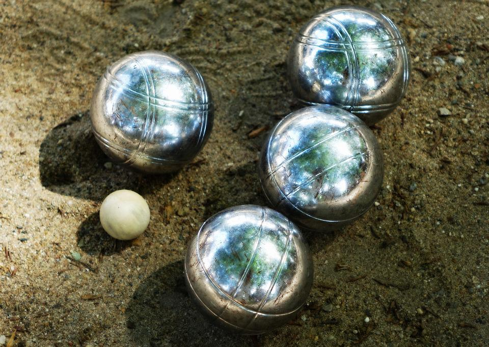 Boule, Boule Balls, French, Sport, Pétanque