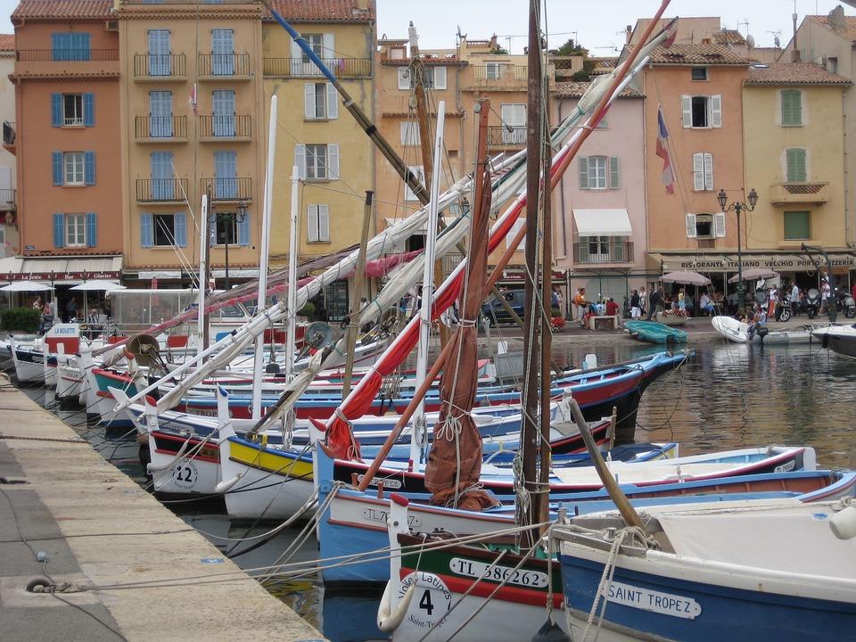 St Tropez, France, Tropez, French, Mediterranean
