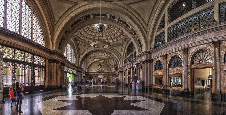Barcelona, Railway Station, French Railway Station