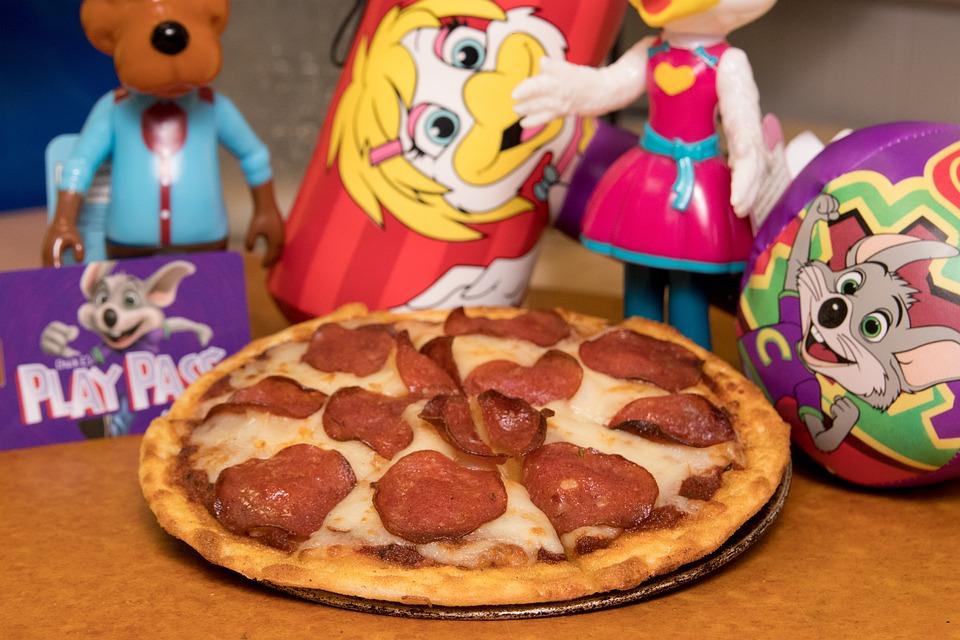 Pizza, Food, Chuck E, Cheese, Delicious, Fresh, Baking