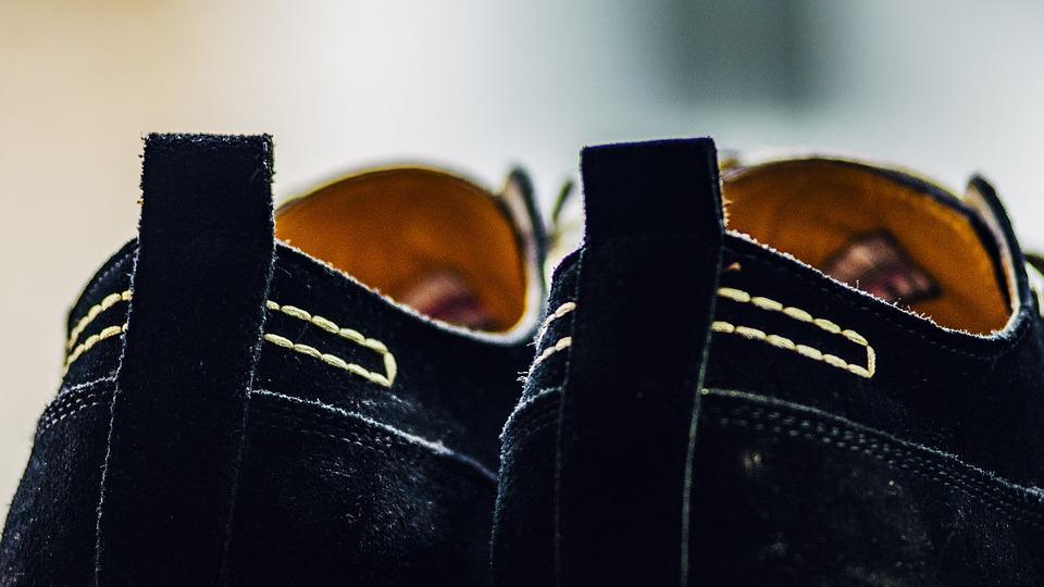 Shoe, Fresh, Deep Color